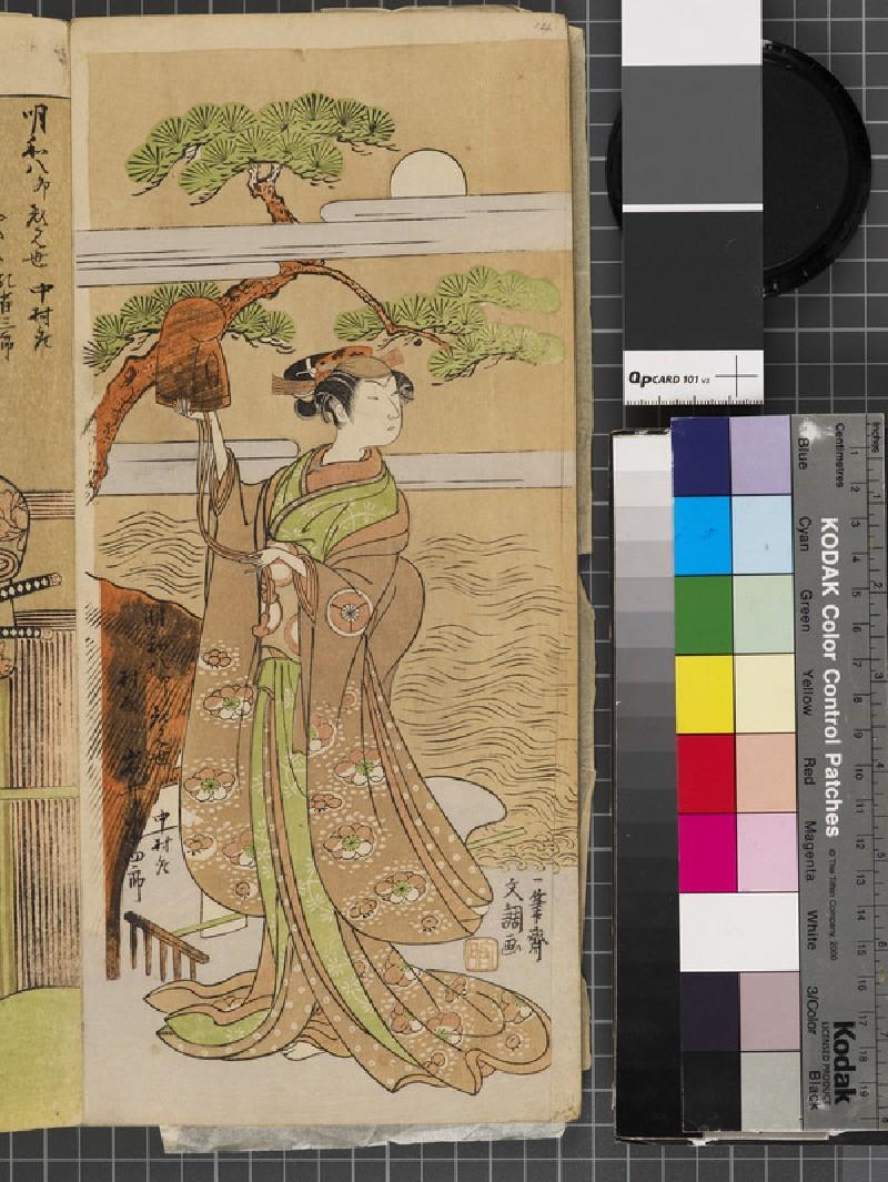 Iwai Hanshirō (front          )