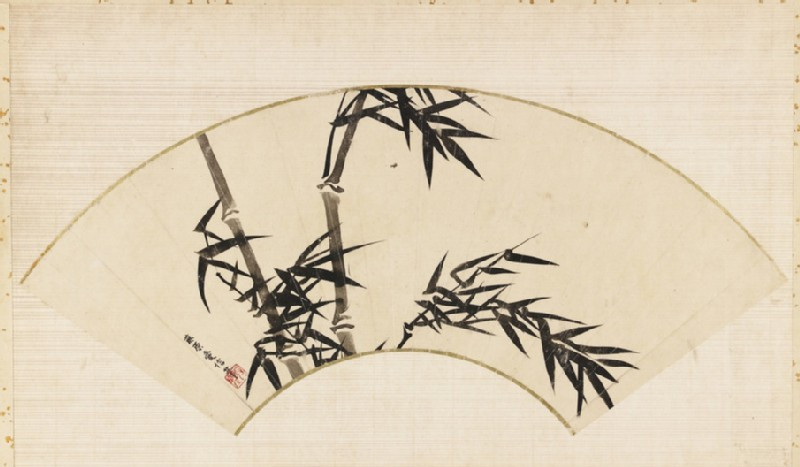 Branches of bamboo (EAX.5382, front          )
