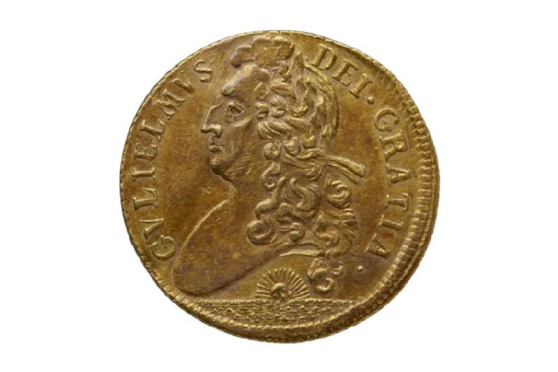 British gold coin (HCR8158)