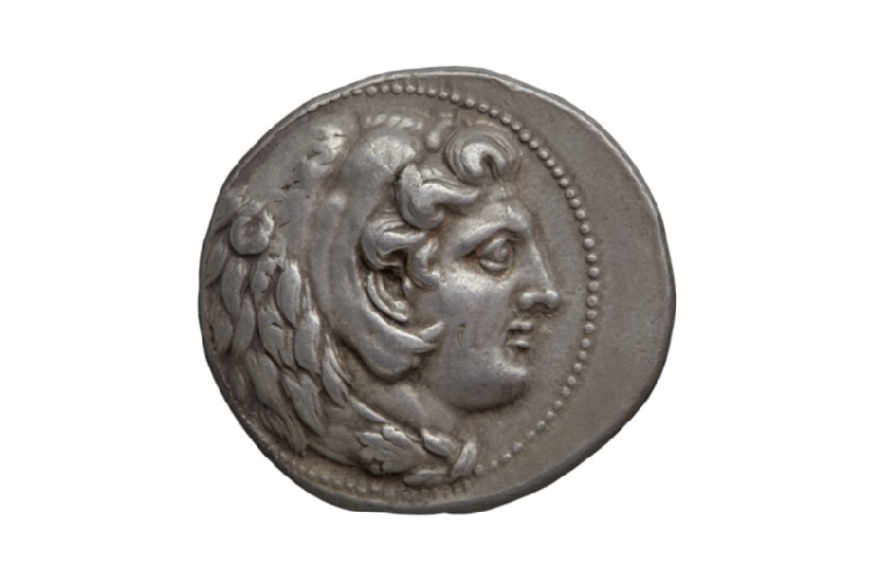 Ancient Greek coin (HCR9626)