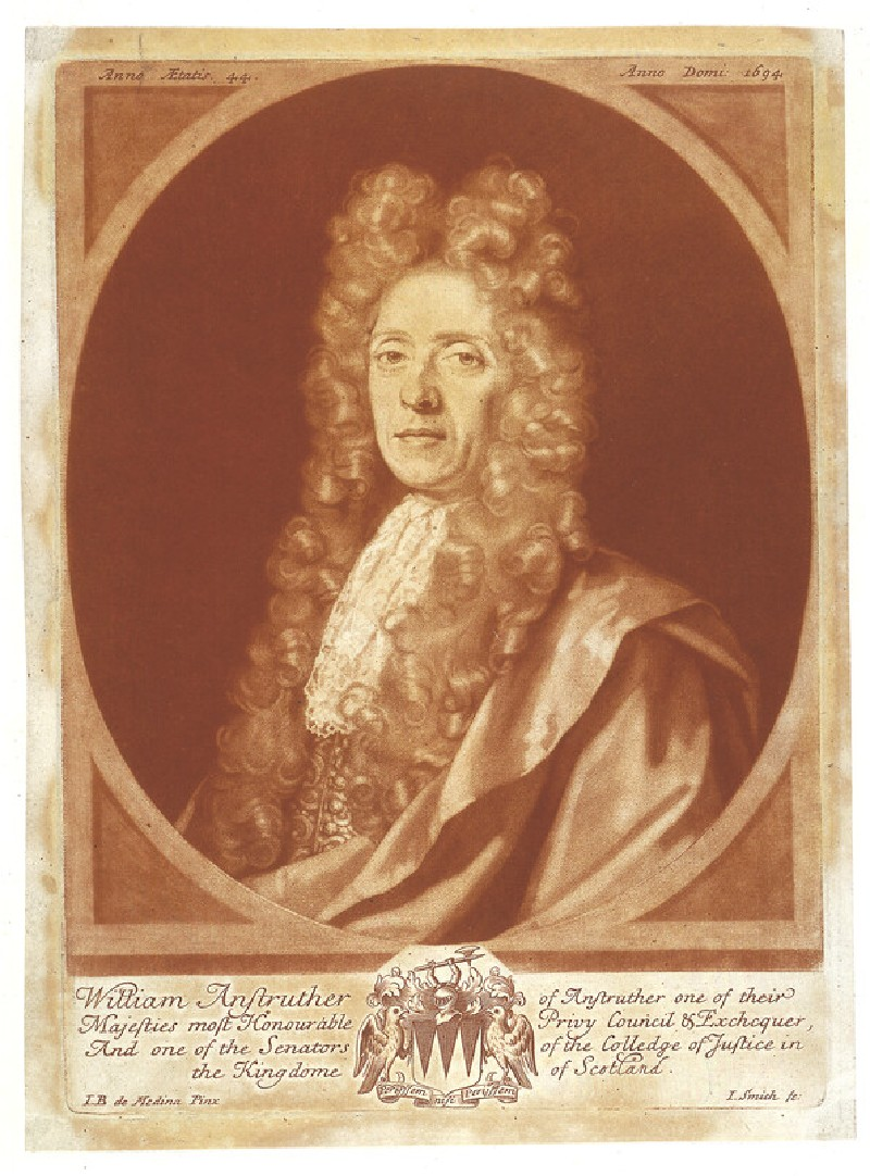 Portrait of W. Anstruther (WAHP36048)