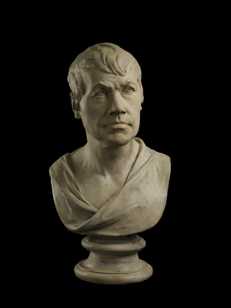 Bust of John Philpot Curran (1750-1817) (WA1842.104)