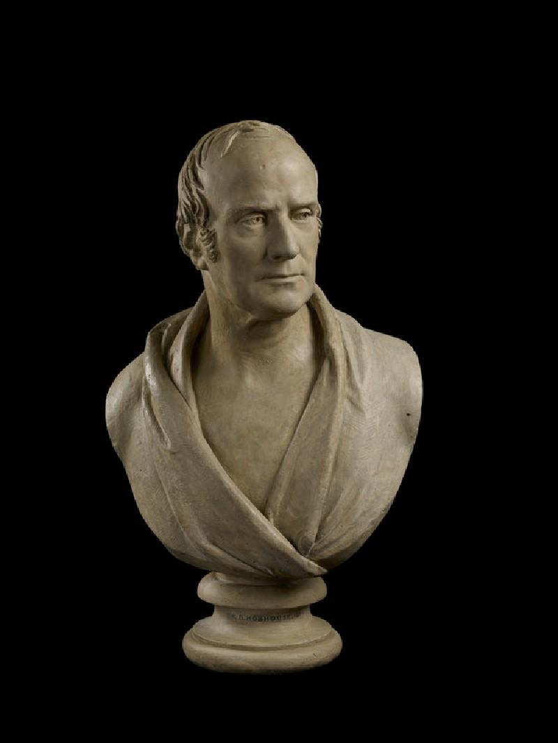 Bust of Sir Benjamin Hobhouse, Bt, MP (1757-1831)