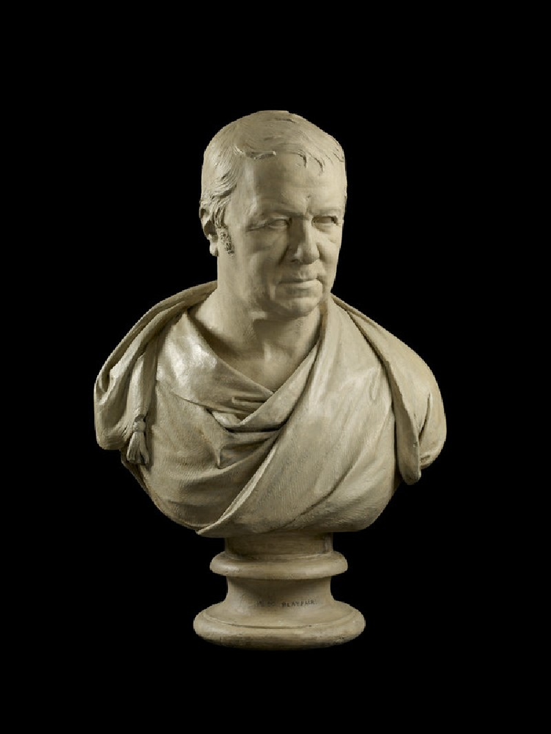 Bust of Professor John Playfair (1748-1819) (WA1842.117)