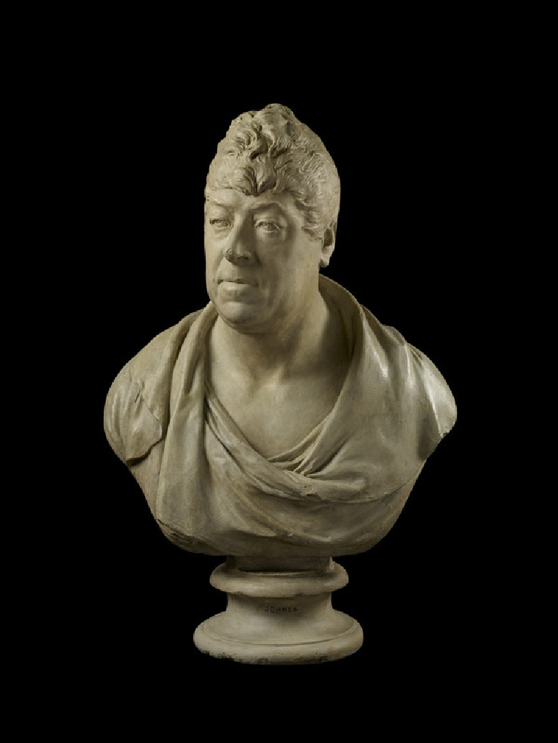 Bust of Thomas Johnes of Hafod, MP, FRS (1748-1816)