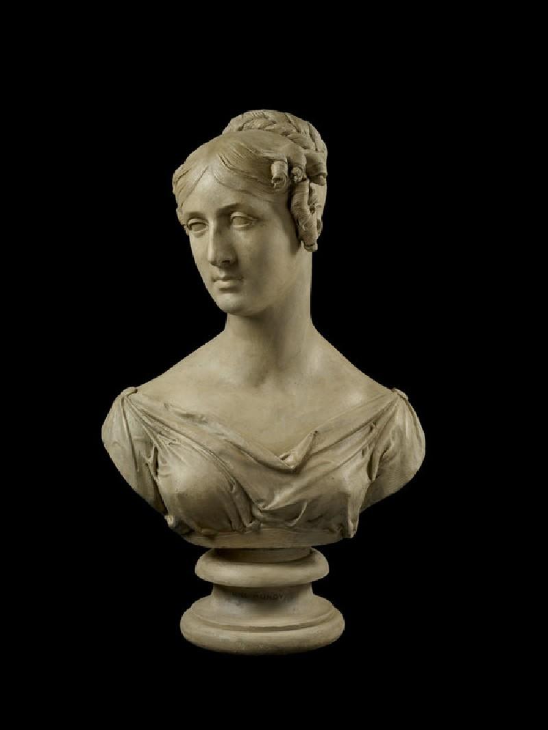 Bust of Miss Mundy (WA1842.170)