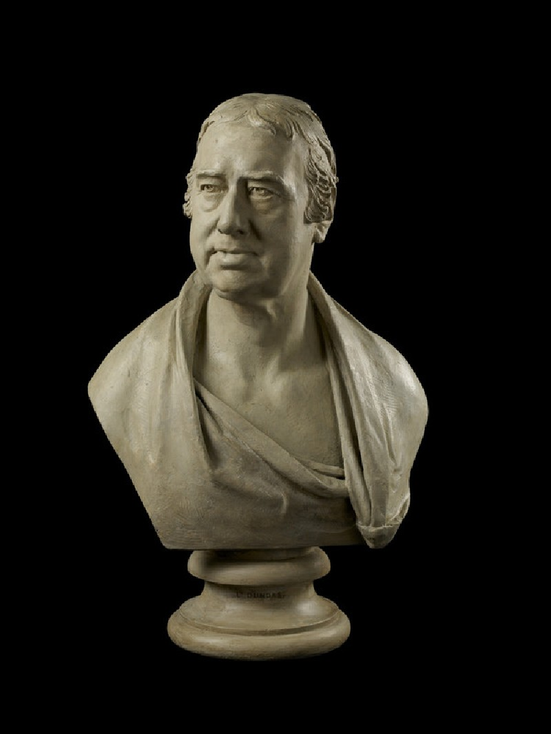 Bust of Thomas Dundas, 1st Baron Dundas of Aske (1741-1820) (WA1842.99)