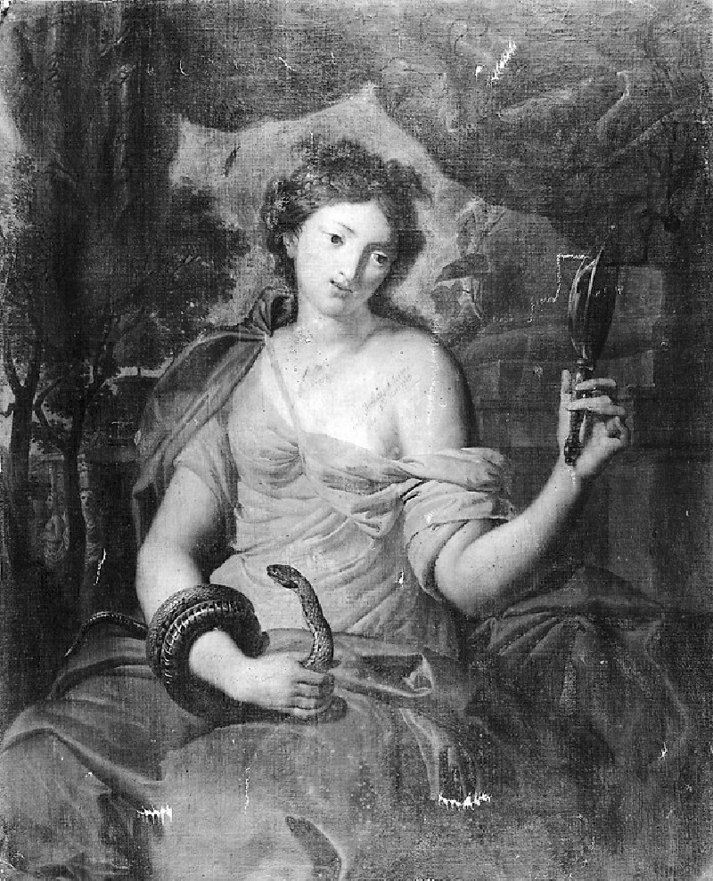 Allegory of Prudence (WA1845.36)