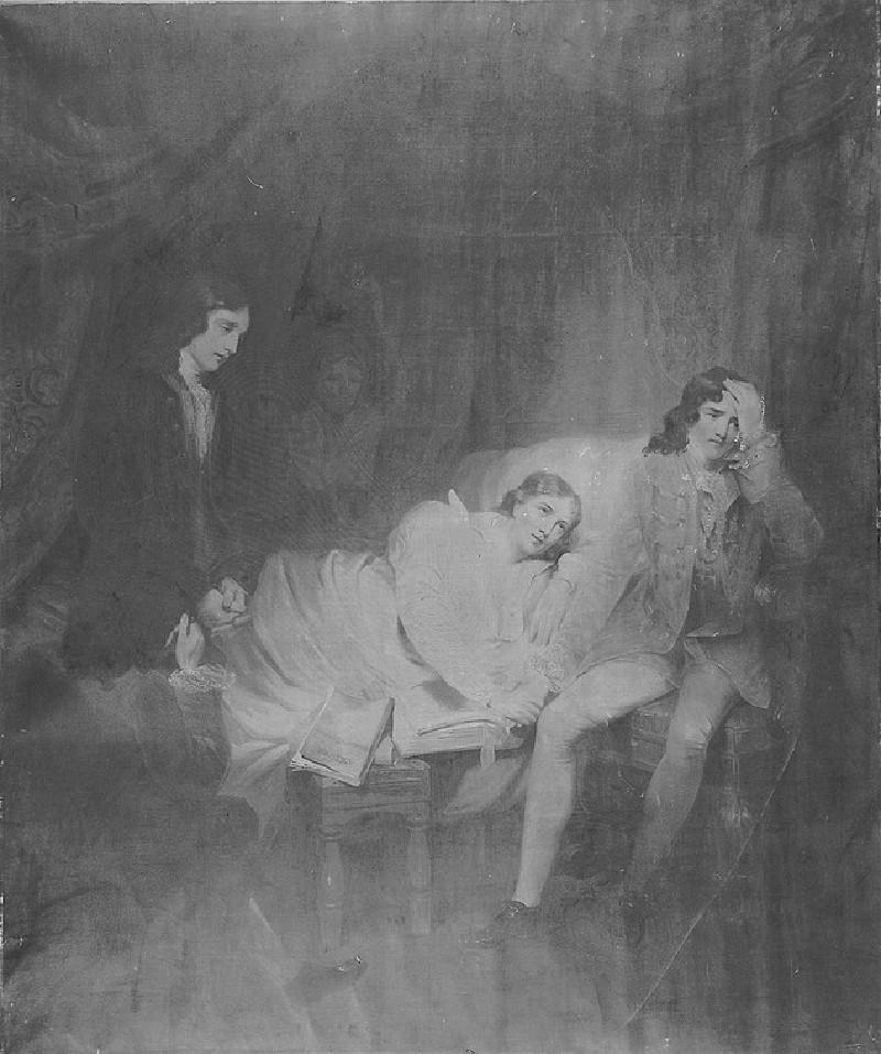 The Death of Addison