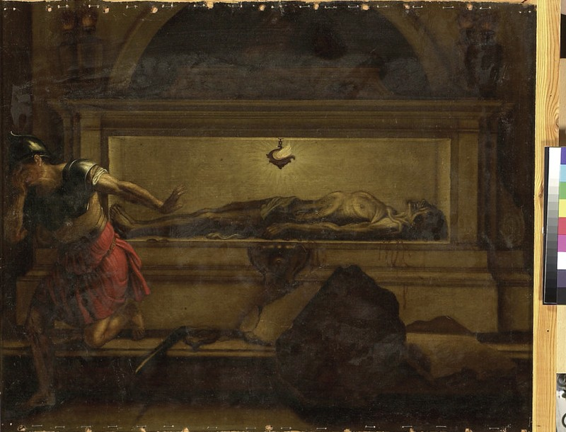 The Opening of a Tomb (WA1845.63)