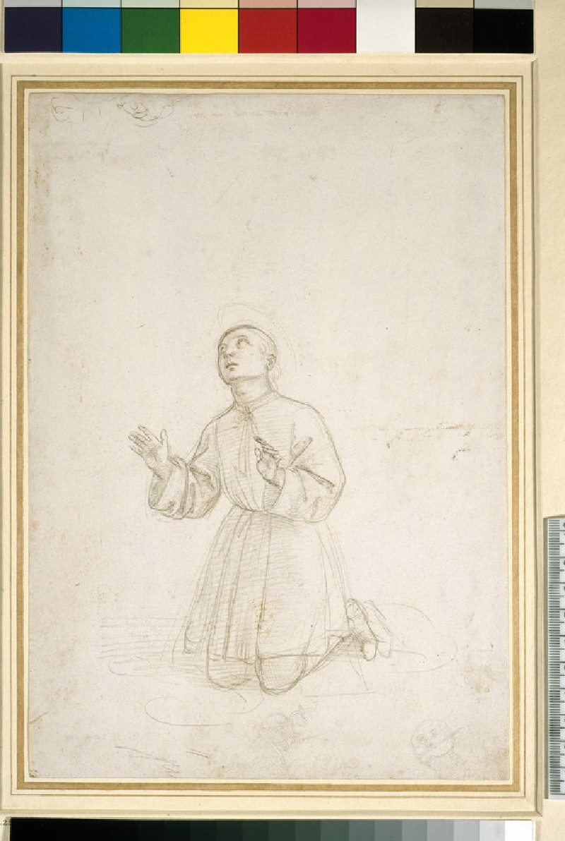 Kneeling Figure of a Youth (WA1846.153)