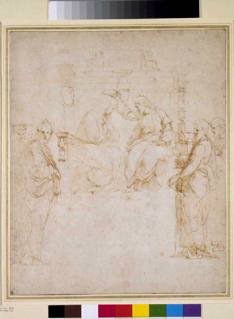 The Coronation of the Virgin (WA1846.206)