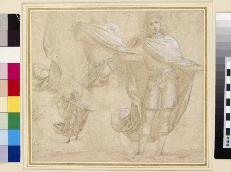 Studies for a St Michael