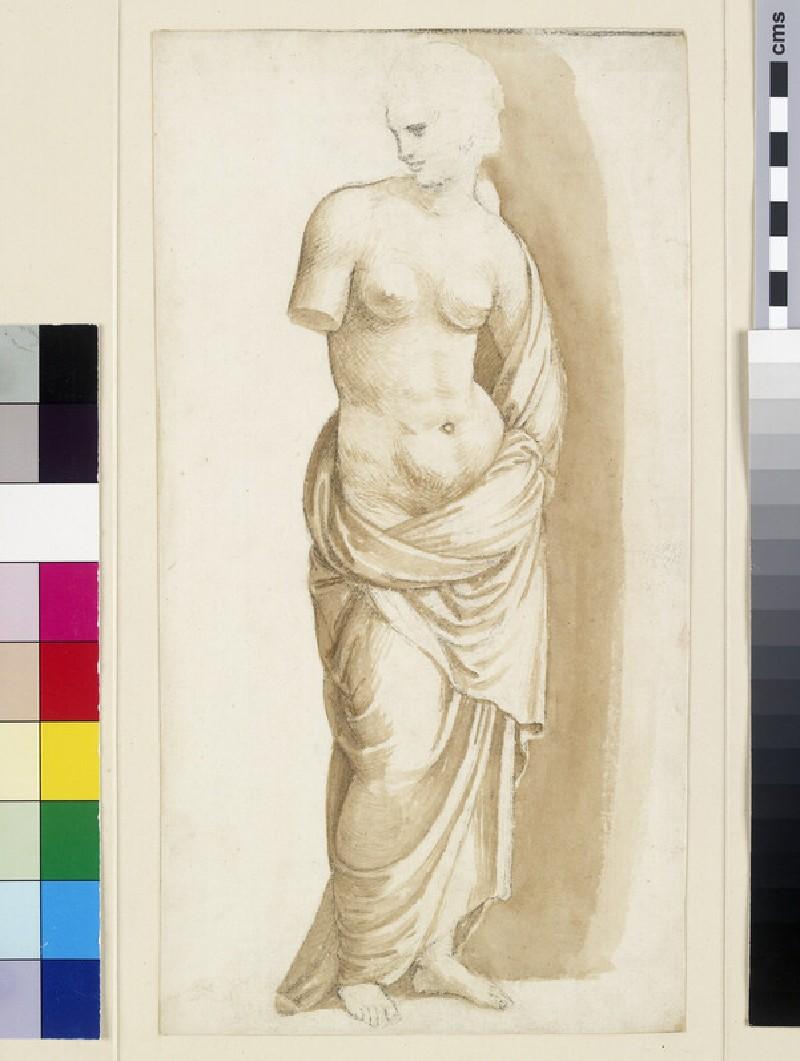A Sea Goddess (WA1846.258)