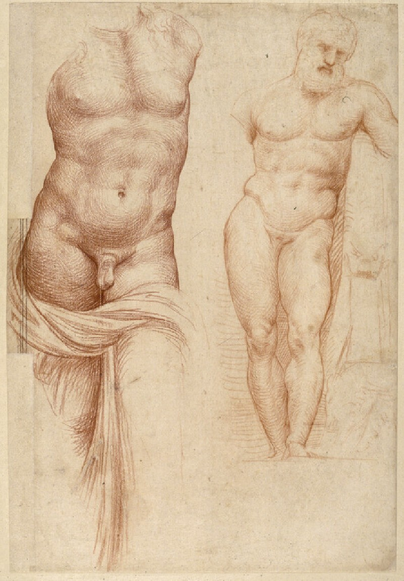 Apollo and Hercules (WA1846.262)