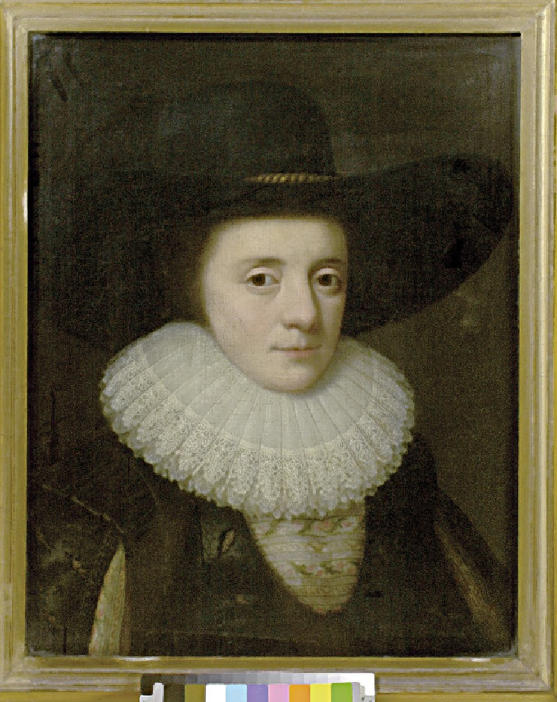 Portrait of a Lady (WA1846.310)