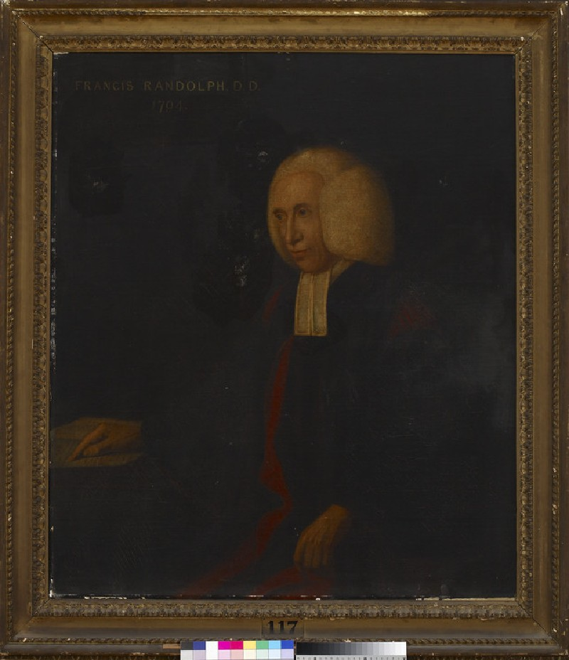 The Revd Dr Francis Randolph