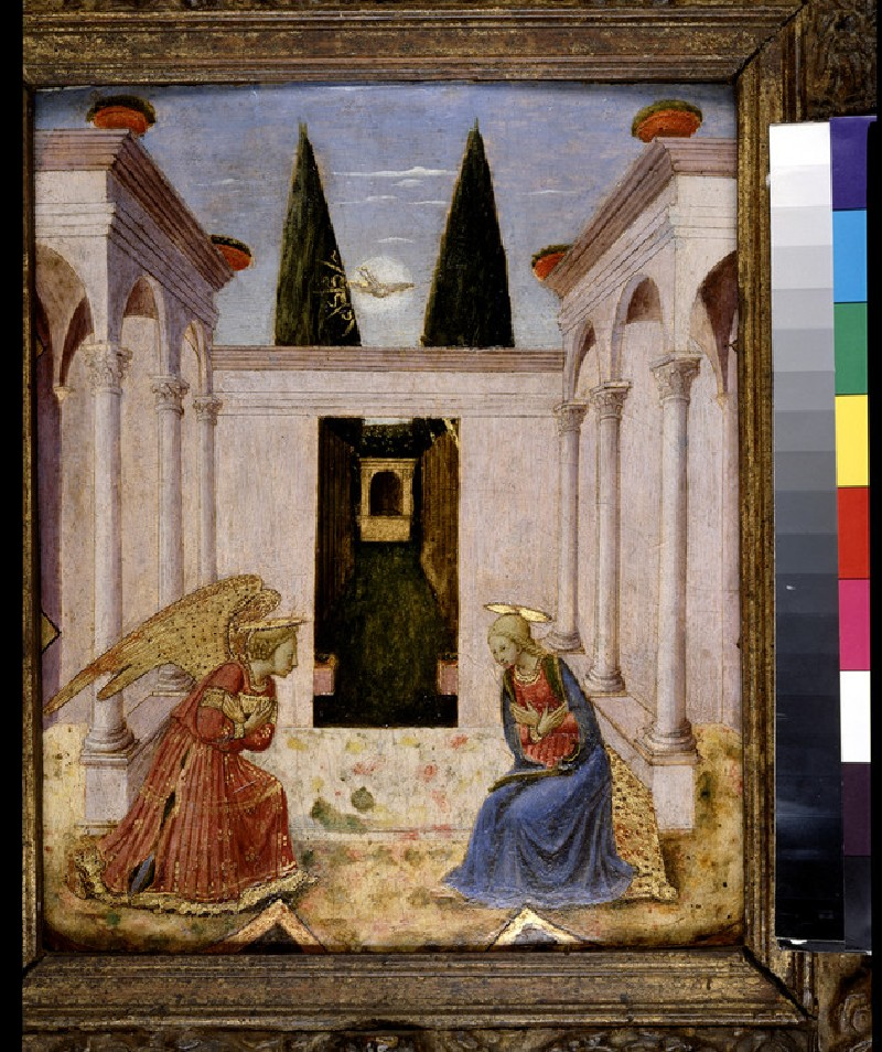 The Annunciation (WA1850.25)