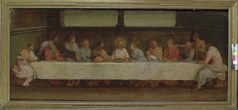 The Last Supper (WA1850.33)