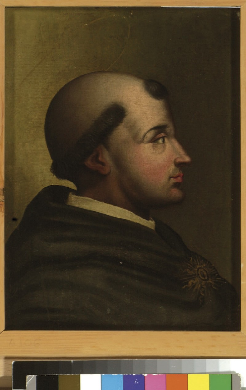 Portrait of St Thomas Aquinas (WA1850.35)