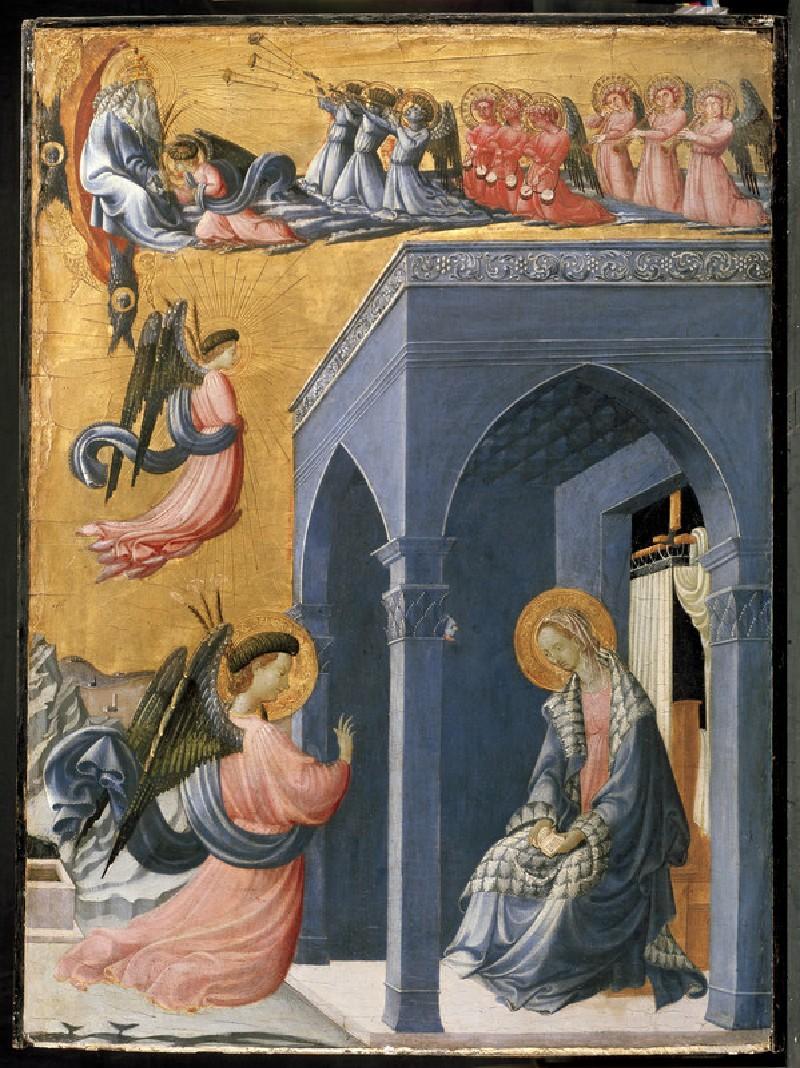The Annunciation (WA1850.7)