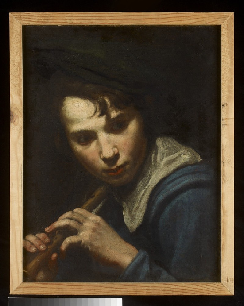 Boy with a Flageolet