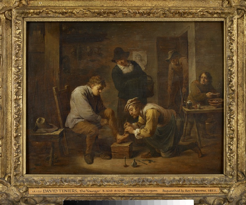The Foot Doctor (WA1851.16)