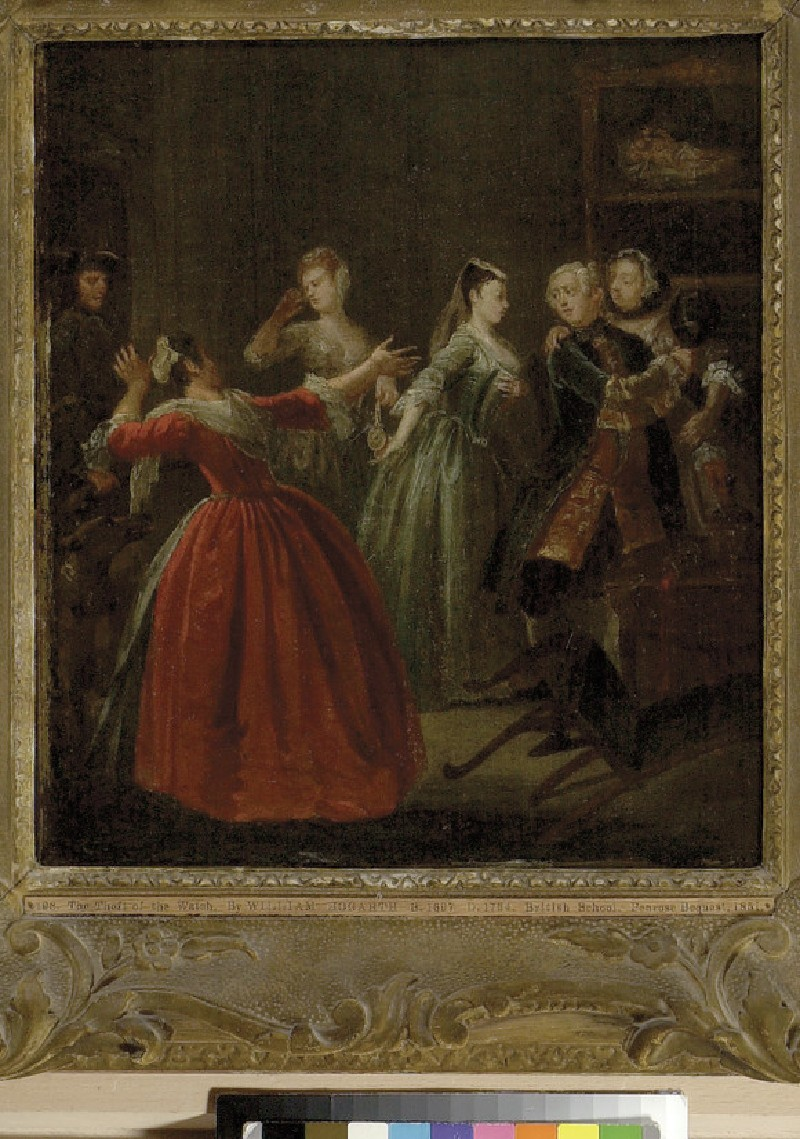 The Theft of the Watch (WA1851.25)