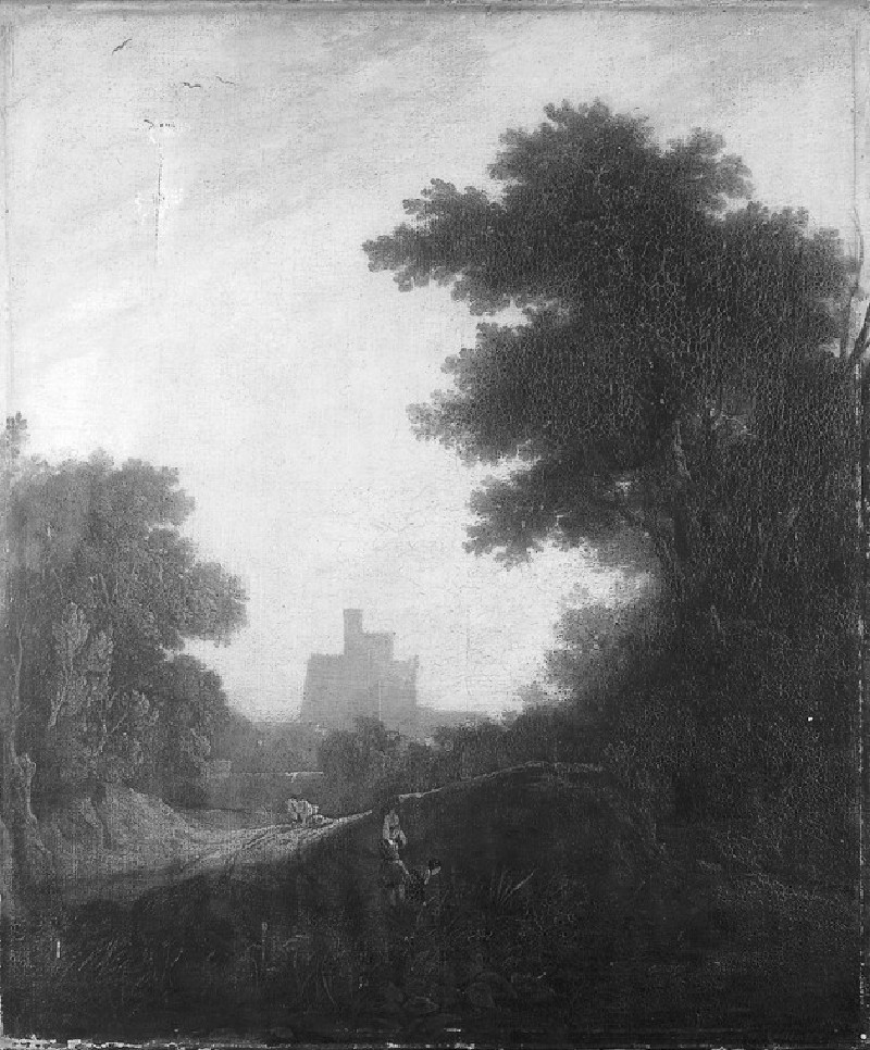 Southampton Castle (WA1851.4)