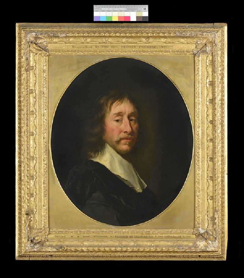 Portrait of a Man (WA1851.9)