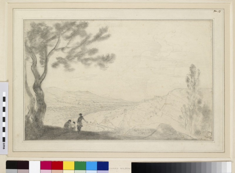 A Welsh Valley (WA1855.143)