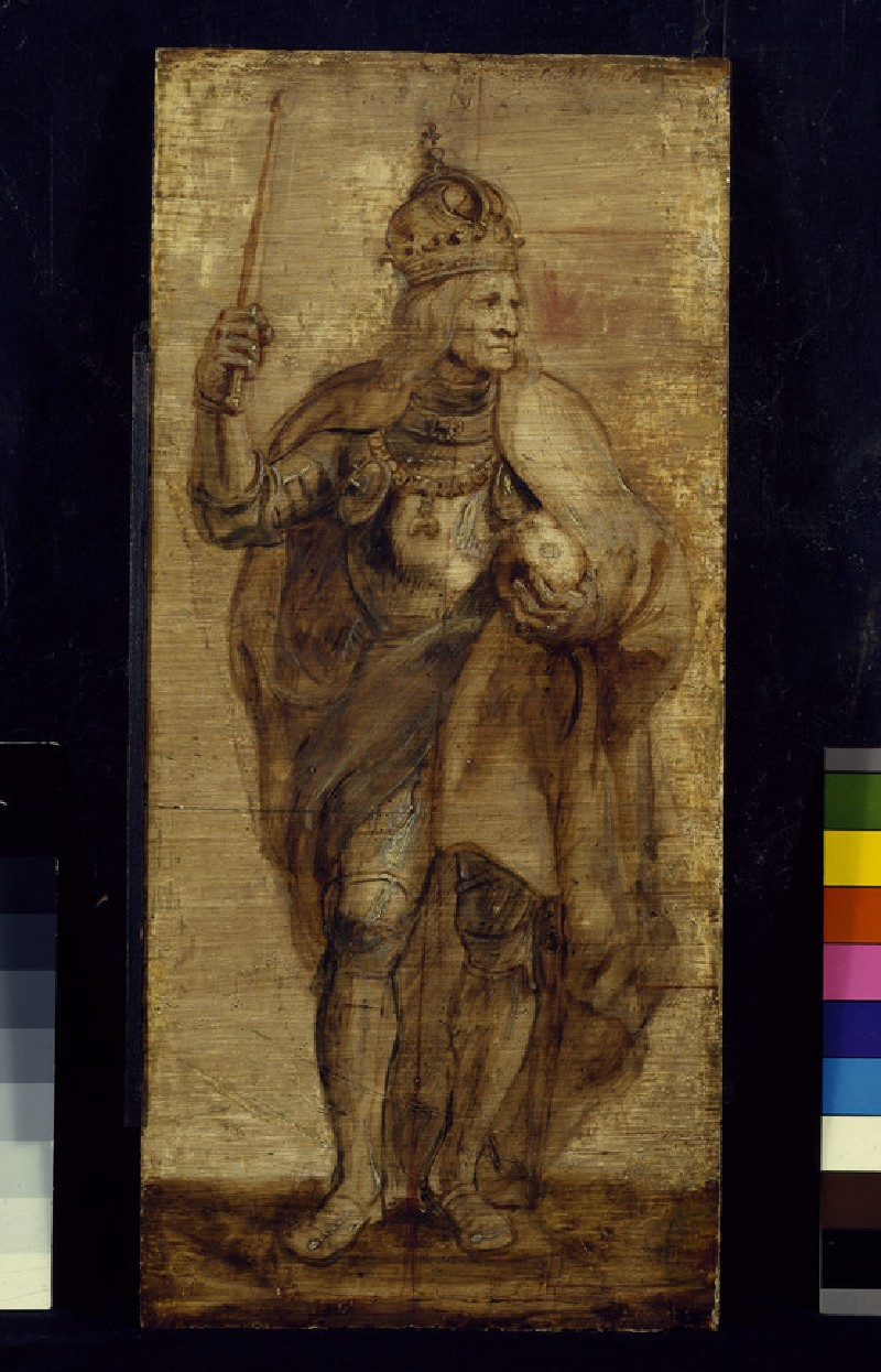 The Emperor Maximilian I