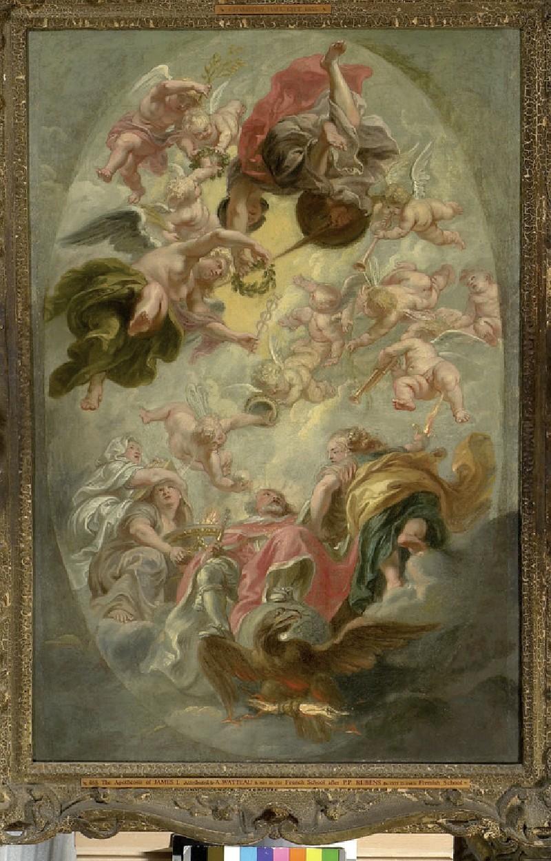 The Apotheosis of James I