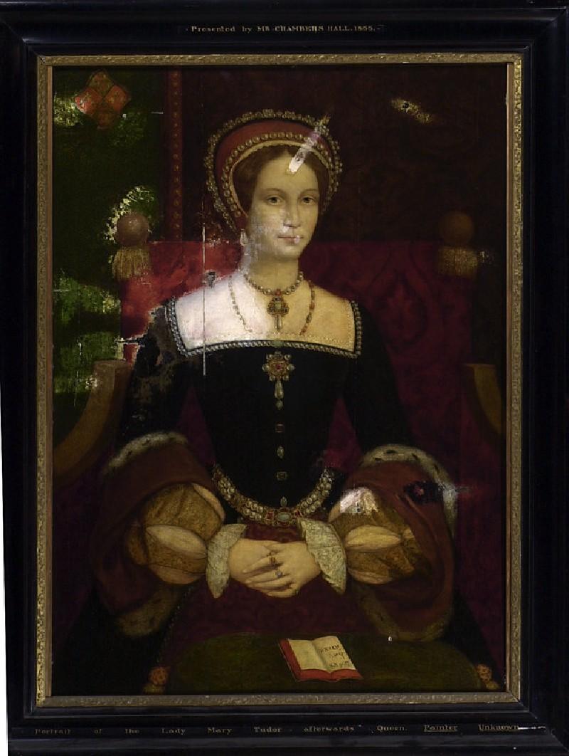 Princess Mary Tudor (WA1855.197)