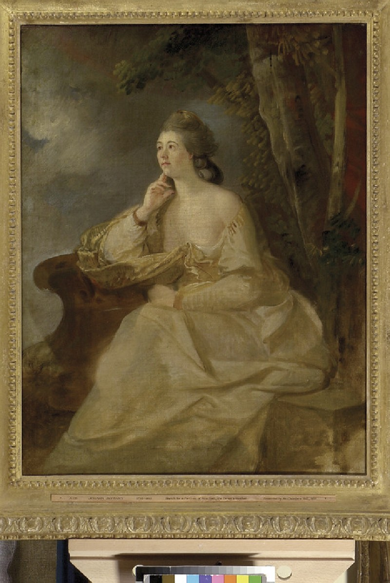 Elizabeth Gostling, Mrs William Hall