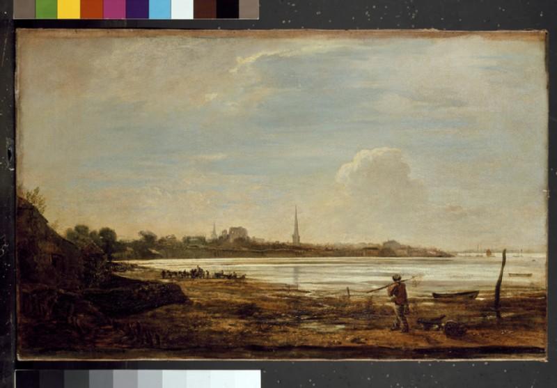 View of Southampton (WA1855.205)