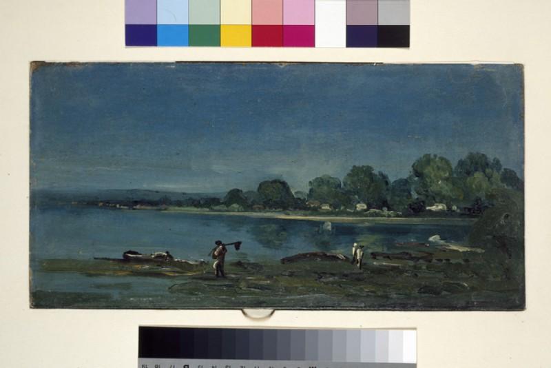 View near Elmfield Lodge, Southampton (WA1855.216)
