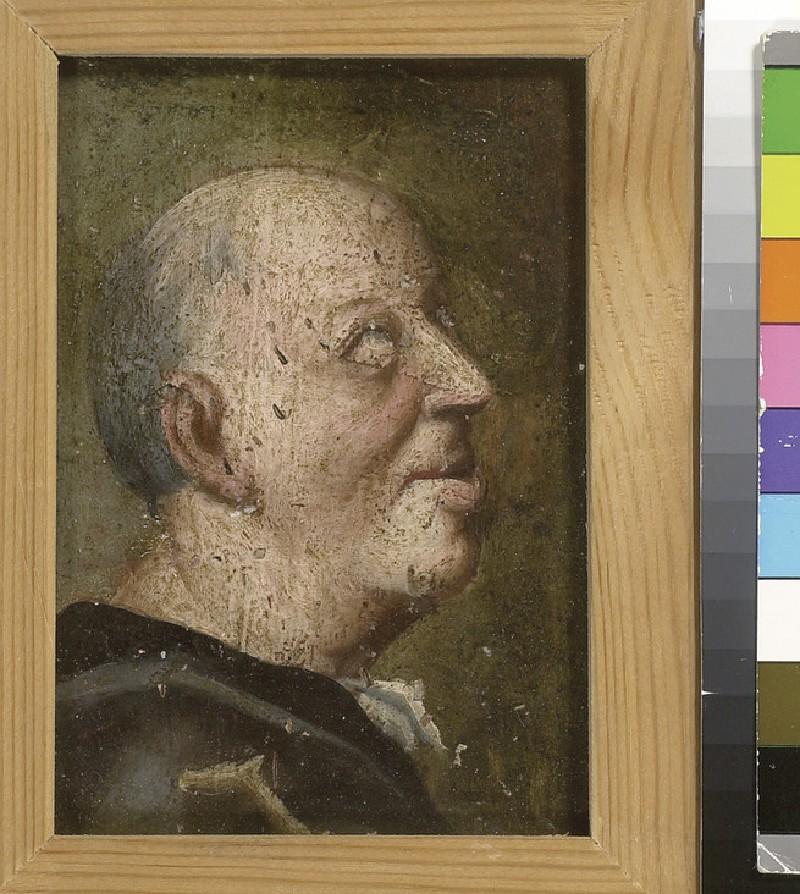 Head of Francesco Tiezzo (WA1855.219)