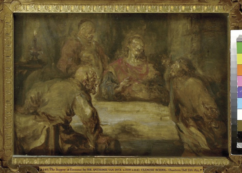 The Supper at Emmaus (WA1855.225)