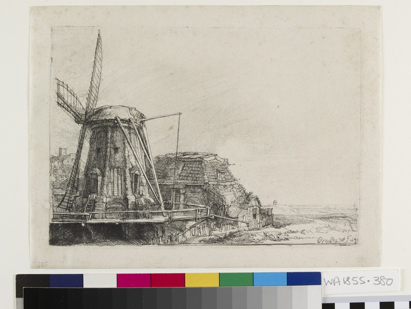 The Windmill (WA1855.380)