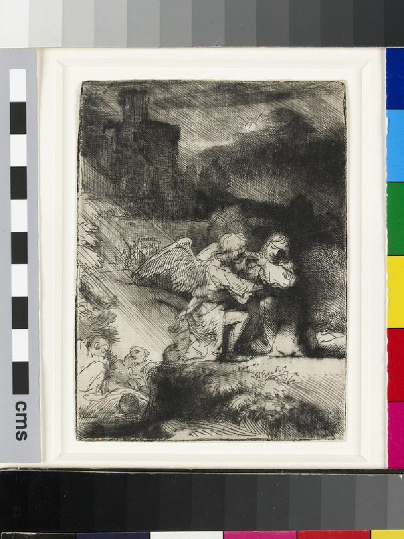 The Agony in the Garden (WA1855.400.1, The Agony in the Garden)