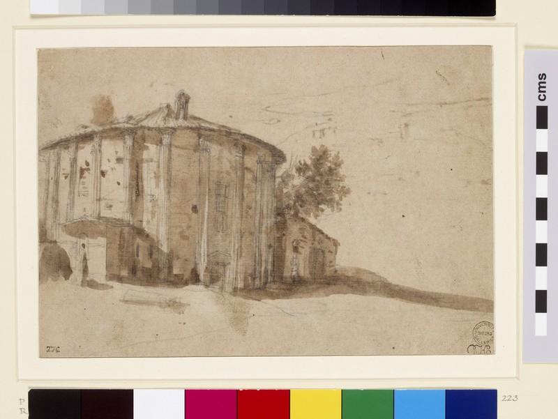 Temple of Vesta (WA1855.56)