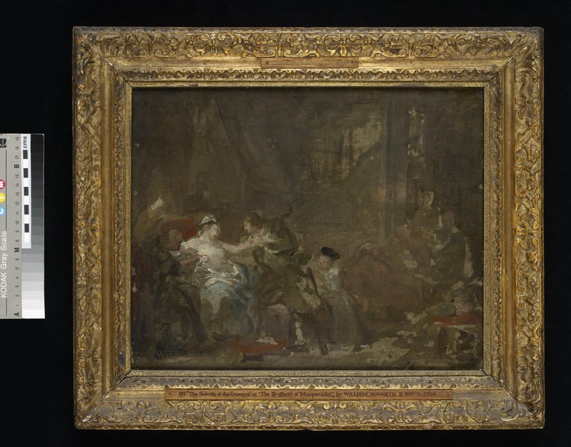 The Suicide of the Countess (WA1855.583)
