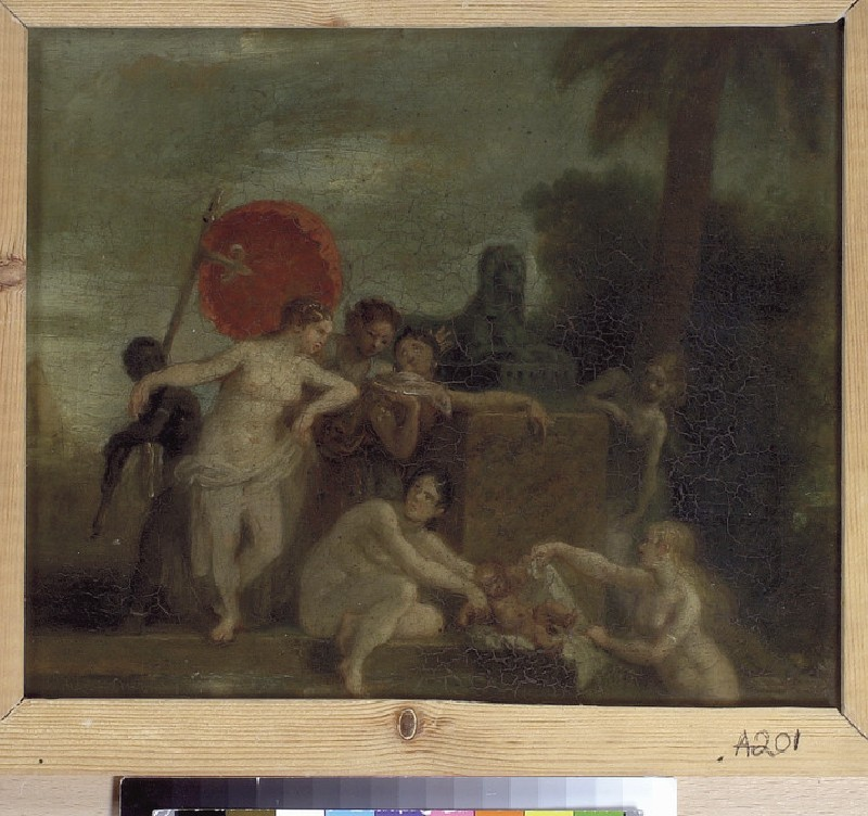 The Finding of Moses (WA1855.584)