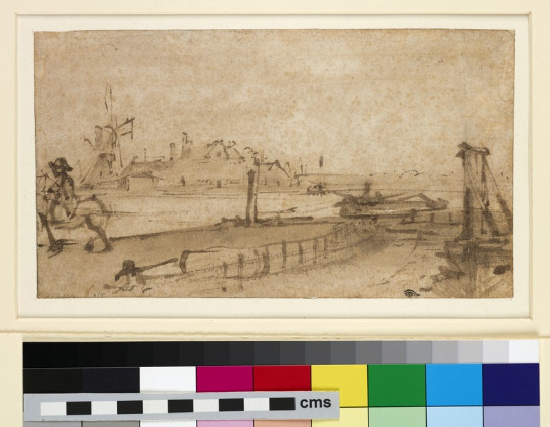 View from the Amsteldijk (WA1855.9)