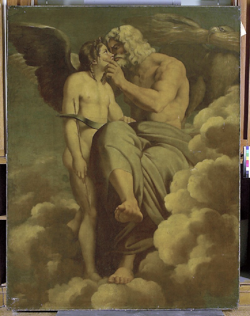 Jupiter and Cupid (WA1859.1)