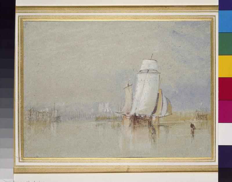 Calm on the Loire (WA1861.19)