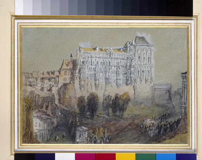 Palace at Blois (WA1861.33)