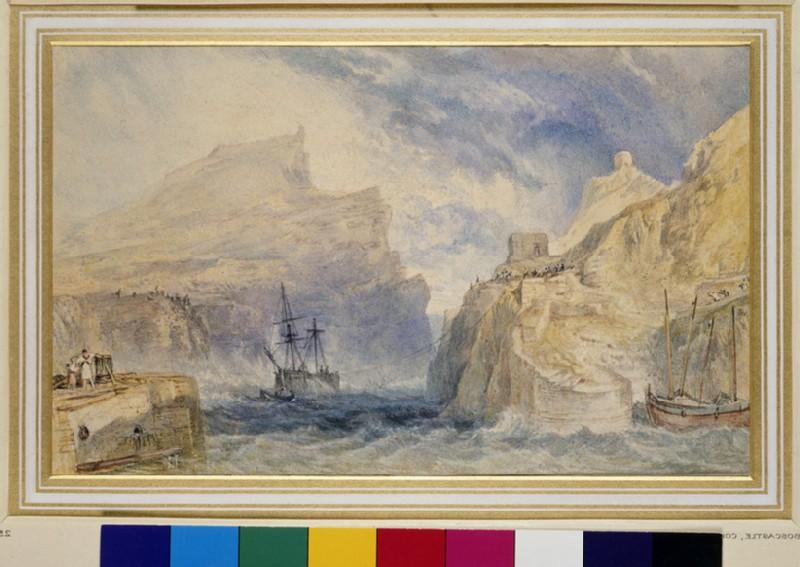 Boscastle, Cornwall (WA1861.6)