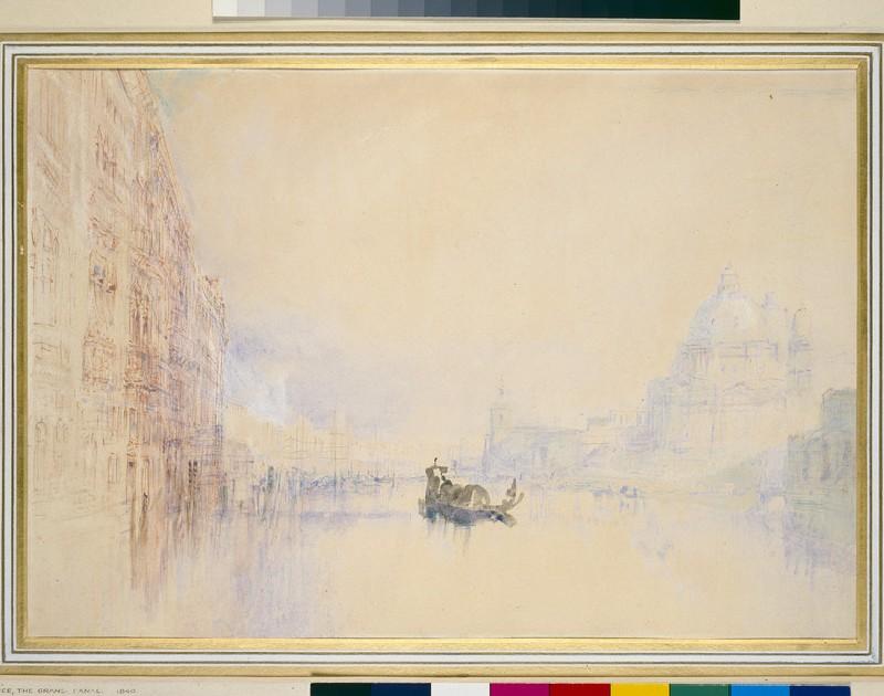 Venice: the Grand Canal (WA1861.8)